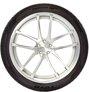 Proxes S / T III tire photo – sidewall view