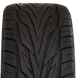 Proxes S / T III tire photo – front view